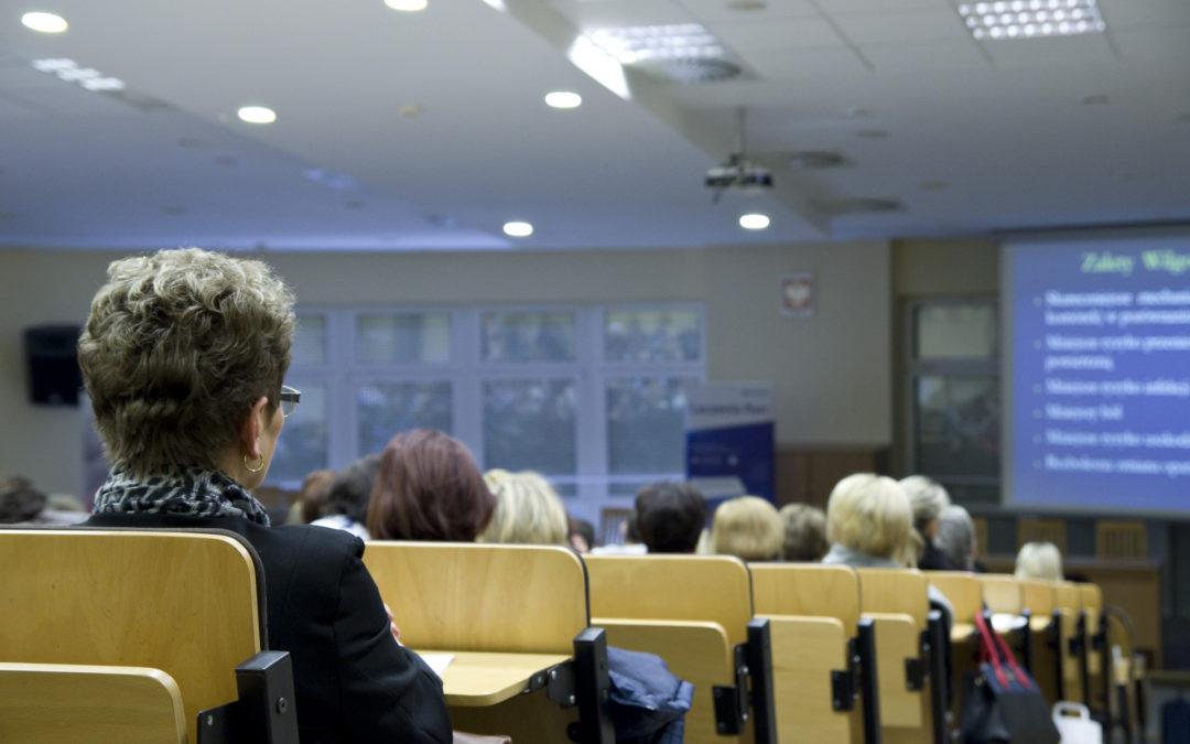 Konferencja dla pielęgniarek we Włocławku dużym sukcesem